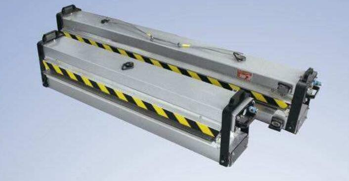 light weight conveyor belt splice machine