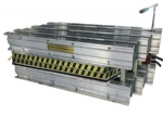 A-SVP Sectional-conveyor belt vulcaniser